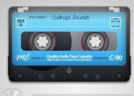 html5音频播放器制作复古的卡式录音机