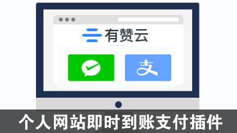 织梦个人网站即时到账免费支付插件,织梦微信支付宝在