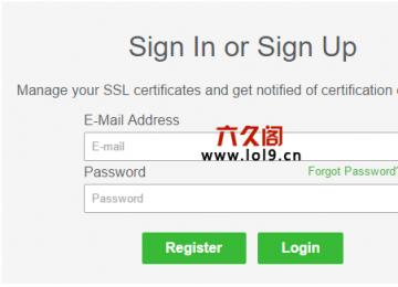 SSL For Free续约Let