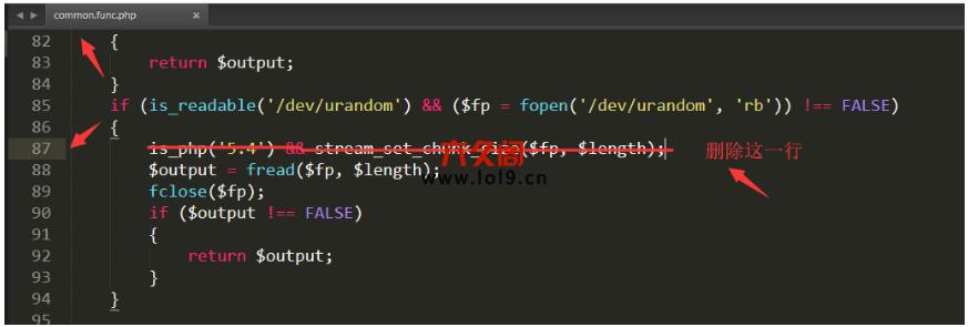 织梦系统基本参数空白undefined function is_php()解决方法