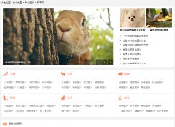 织梦列表页实现第一页与其他页调用不同模板